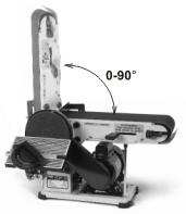 Станок для шлифования PROMA BP-100