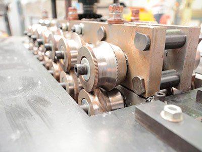 Фальцепрокатный станок MetalMaster MLC-12R