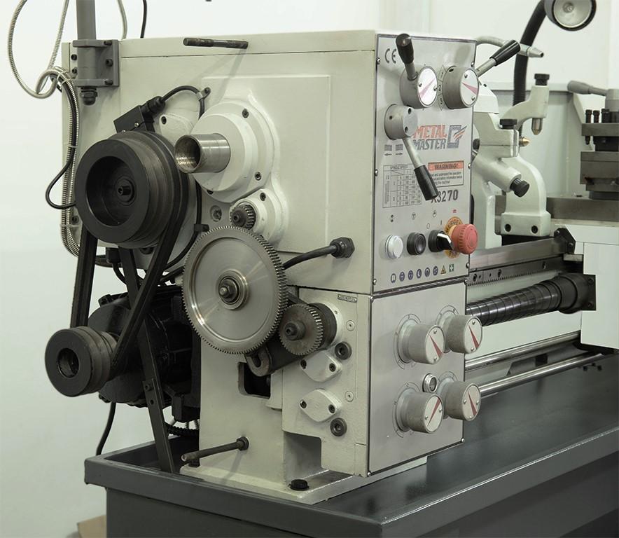 Универсальный токарно-винторезный станок MetalMaster X3170