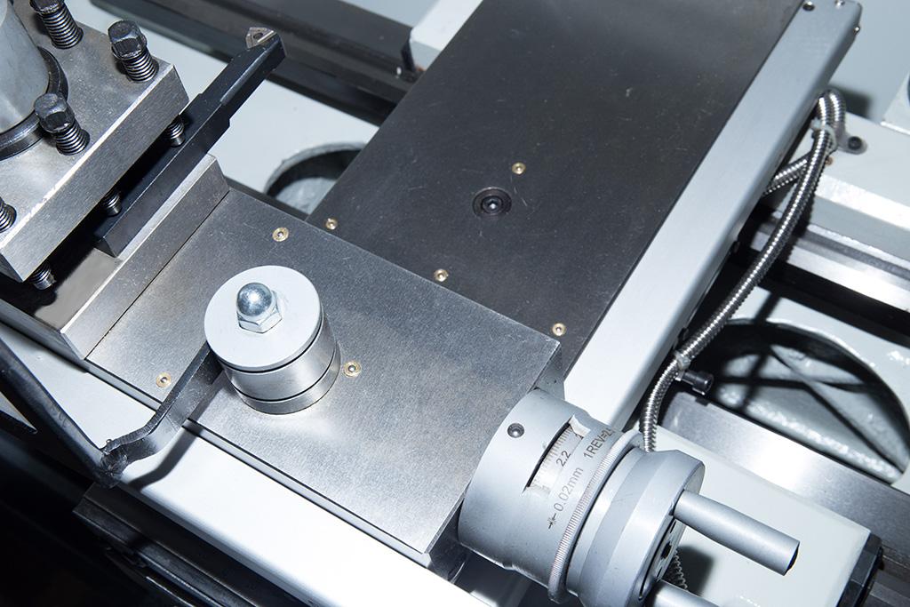 Универсальный токарно-винторезный станок MetalMaster X36100