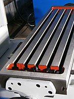 рабочий стол сверлильно-фрезерного станка MetalMaster DMM 50C