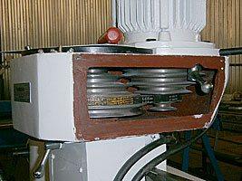 шкивы радиально-сверлильного станка MetalMaster TDR-20