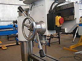 управление сверлильного станка MetalMaster TDR-20