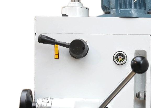 Сверлильно-фрезерный станок Metal Master MF-32V
