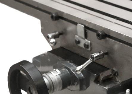 Сверлильно-фрезерный станок Metal Master MF-45V