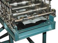 Калибрующие ролики позволяют осуществлять подстройку под тип металла