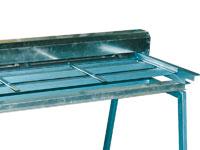 Регулируемые направляющие станка резки металла СПР-1250/3-Р